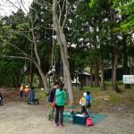 木登り体験 2017-05-13